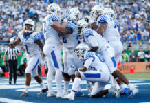 2019 Kentucky Football Predictions