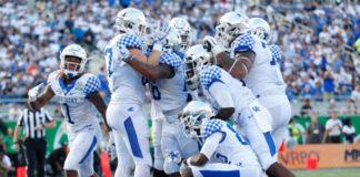 2019 Kentucky Football Predictions