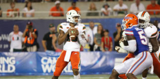 Even though it did not go as planned, Miami's loss against Florida showed flashes of what the young Hurricanes are capable of this season.