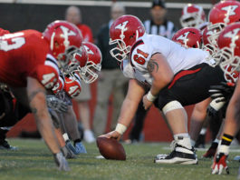 Youngstown State special teams in 2019