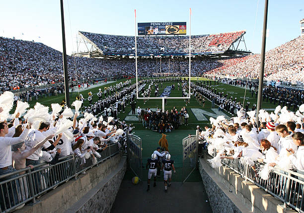 This is part two of the 2021 Penn State Football schedule preview. The Nittany Lions will be in the heart of Big Ten play.