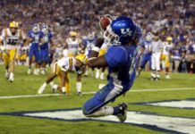 The Greatest Kentucky Football Victory: We started with 32 teams and now we are down to four. Which game takes the title as best in school history.
