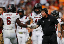 The Gamecocks linebackers struggled at times last season. In ordder for the program to take another step forward, they must improve in 2019.