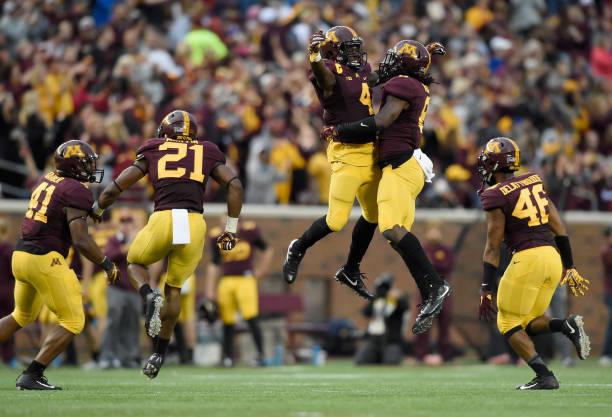 Breakdown of the Minnesota defense