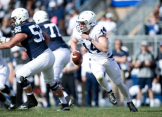 Sean Clifford has been named the Penn State starting quarterback. The rising sophomore will be the first new starter for the Nittany Lions since 2016.