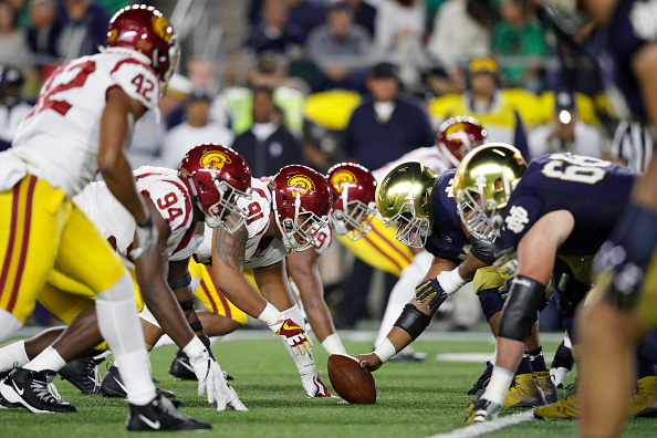 Pac 12's Biggest Non-Conference Games
