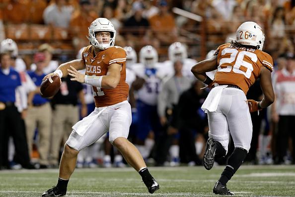 Texas vs LSU