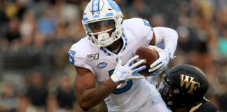 Tar Heels Look to Bounce Back