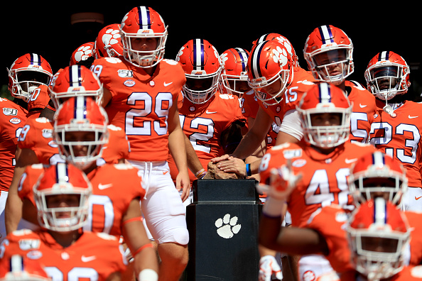 Clemson Continues To Roll