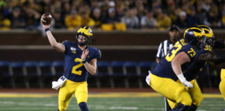 Michigan Wolverines Offense is a work in progress