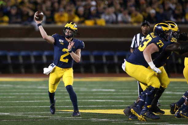 Michigan Wolverines Offense is a work in progress