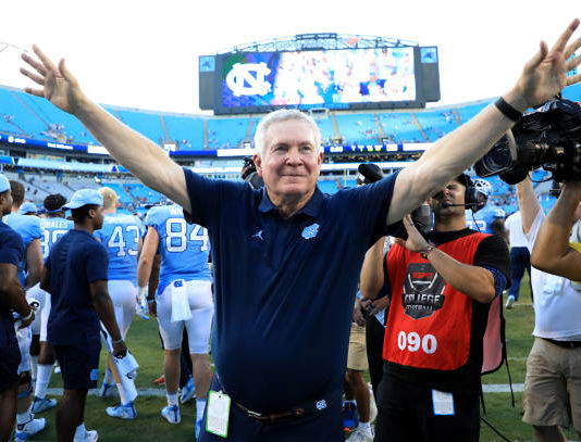 Tar Heels are finding confidence