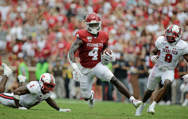 In this Oklahoma vs Texas Tech review, the Sooners were their usual selves on offense. Hurts continued to improve. The defense took another step forward.