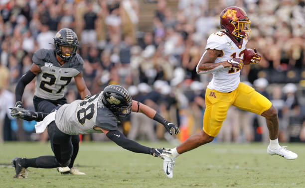 What went right and wrong for Minnesota versus Purdue, as the Gophers held off a late comeback attempt in the 38-30 victory.