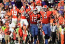 The Clemson defense was thought to maybe take step down from its recent dominance this season. Unfortunately, for opponents, that has not been the case.