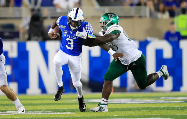 Terry Wilson Hurt In Win