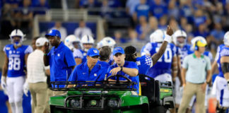 Terry Wilson Out For Season