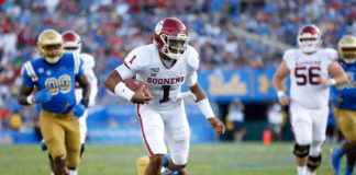 Oklahoma vs UCLA Review. UCLA has more questions than answers now. Oklahoma is unstoppable offensively. An improving defense makes the Sooners tough to beat