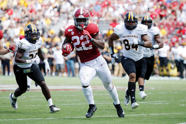 No. 2 Alabama's win over Southern Miss allowed the Tide to fix their small flaws on the offensive and defensive side of the ball this past weekend.