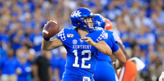 Kentucky At Mississippi State Preview