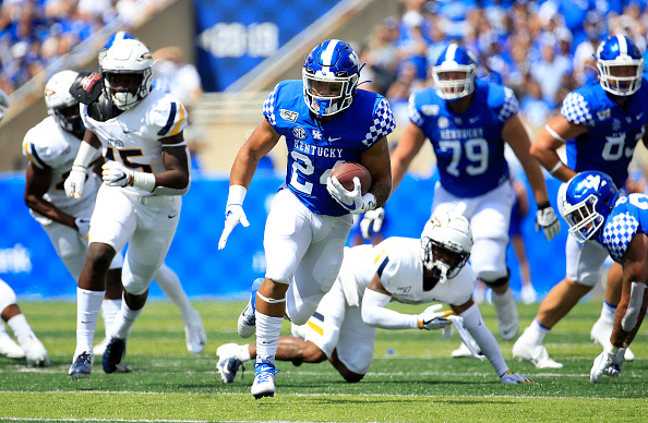 Previewing Eastern Michigan at Kentucky