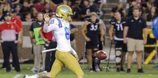 UCLA's Aussie Rules Kicking Game