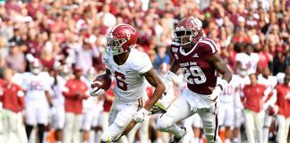 Bama Gets Win At Texas A&M