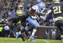 Balanced Offense for North Carolina