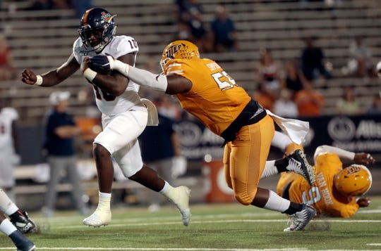 UTSA Notches Their Second Win