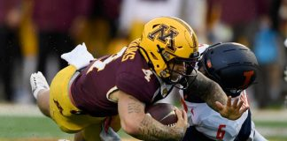 There were plenty of highlights for the Golden Gophers as they took on Illinois. Their best effort to date featured big plays in all phases of the game.
