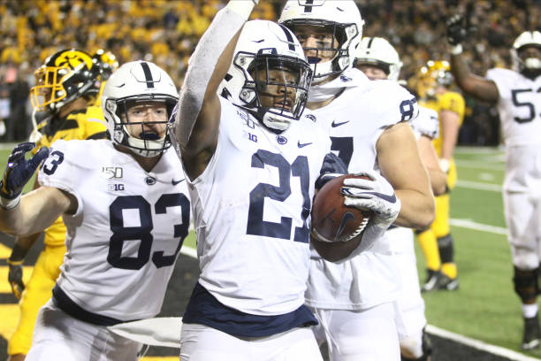 The Penn State season is off to a 6-0 start, but Franklin has yet to name a starter in the back field. Is it time for Noah Cain to be lead running back?