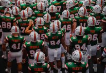 Miami Hurricanes Enter the Crucial Stretch of the Season