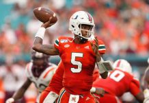 The Hurricanes almost pulled out a historic comeback against Virginia Tech with N'Kosi Perry at starting quarterback. Could he be the answer to the offense?