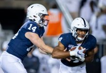 Sean Clifford and the Nittany Lion offense got off to a great start in the beginning of the season. Now, as the teams get tougher this young offense is too.
