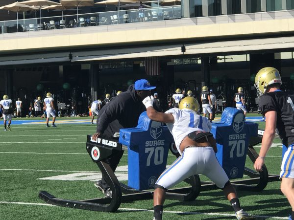 UCLA Bruins; Picking Up The Pieces