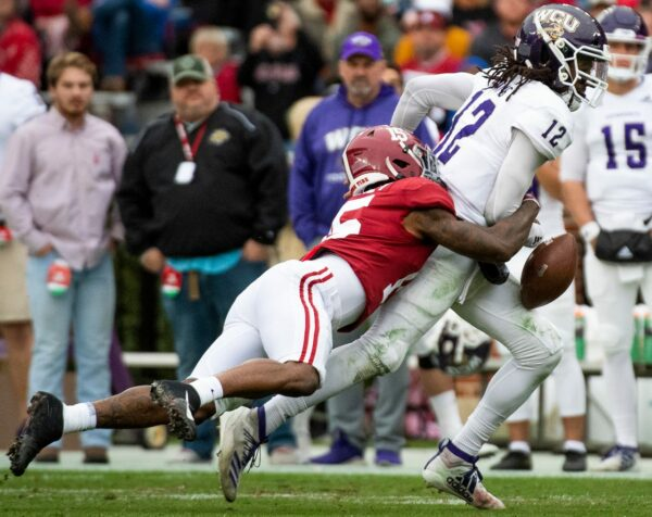 Alabama's Win over Western Carolina