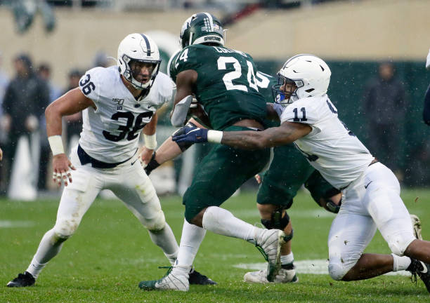 Penn State battles the Gophers this Saturday in the first matchup of the unbeaten. Both Big Ten teams are 8-0 to start the season.