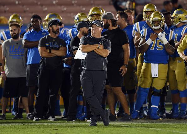 UCLAs Rebuilding Process