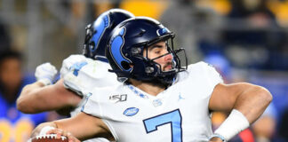 North Carolina will square off with against the Wolfpack on Saturday night. With five wins currently, the Tar Heels' bowl hopes depend on beating NC State.
