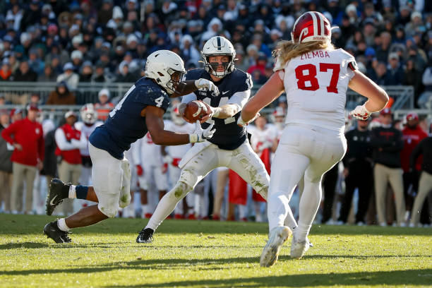 Sean Clifford and the secondary have been getting a lot of heat. Sometimes people can go too far. May no act of ours bring shame. Remember Penn State fans?