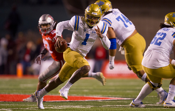 UCLA Starts To Move Forward
