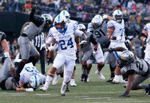 Kentucky Runs Over Vanderbilt