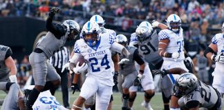 Kentucky Runs Over Vanderbilt