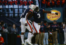 2019 Iron Bowl Preview