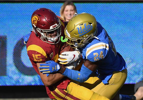 USC Lights Up UCLA