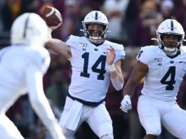 Can Penn State and Sean Clifford bounce back from a disappointing loss at Minnesota this week against another Big Ten opponent, Indiana?