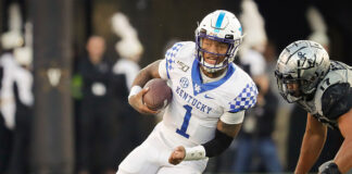Kentucky Bowl Eligibility
