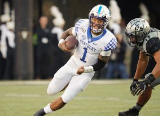 Kentucky Bowl Eligibility