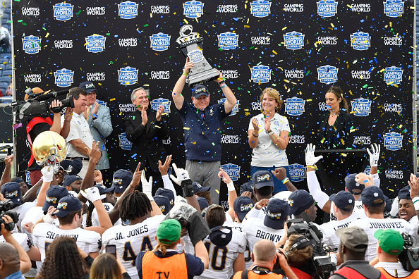 Camping World Bowl Recap
