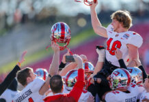Hilltoppers Get Numbers Over Broncos